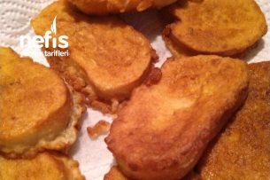 Sütlü Bayat Ekmek Kızartması Tarifi