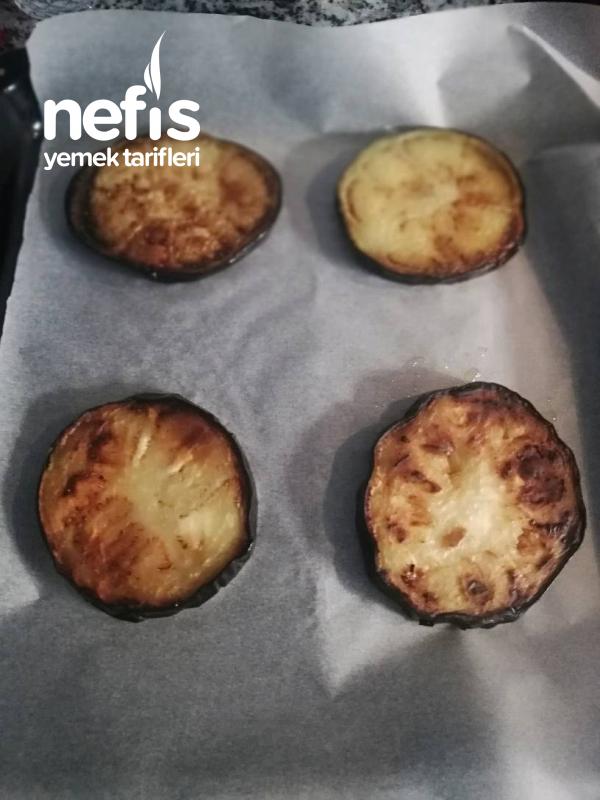 Patlıcan Mozeralla ( Parmigiane Melanzane- İtalya Mutfağı )
