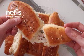 Puf Puf Peynirli Poğaça Tarifi