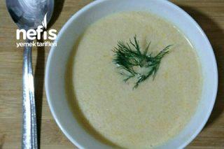 Soğan Çorbası Kremalı Tarifi