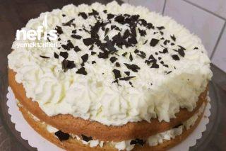 Badem Tozlu Pasta (Un Gerekmeyen Muhteşem Bir Pasta) Tarifi