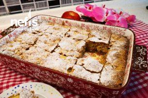 Elmalı Cevizli Ve Tarçınlı Kek /Muhteşem Bir Kek Şiddetle Tavsiye Ederim (Videolu) Tarifi