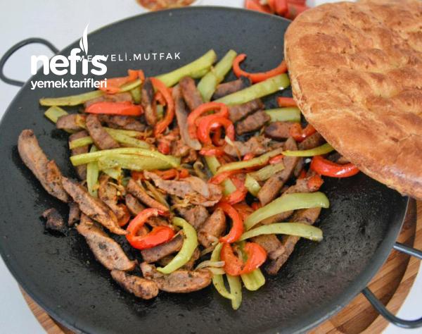 Et Fajita ( Aşcıları Kıskandıran Lezzet )