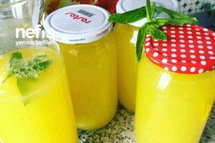 Mis Gibi Ev Yapımı Limonata Tarifi