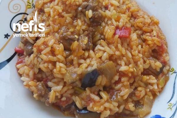 Pirinçli Dibine Yakma (Resimli Anlatım) Tarifi