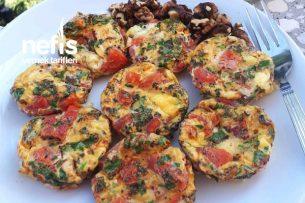 Yumurta Muffin Tarifi