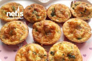 Bebeklere Kahvaltılık Muffin 1+ Tarifi