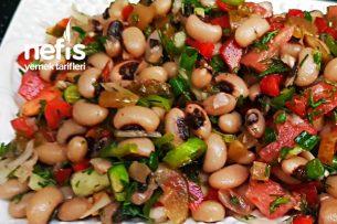 Börülce Salatası Tarifi (Videolu)