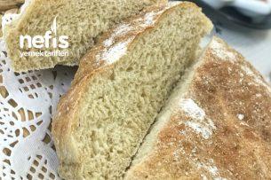 Ekmek (Hamur Yoğurmadan) Tarifi