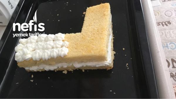 Harf Yaş Pasta
