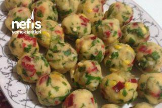 Harika Patates Topları Tarifi
