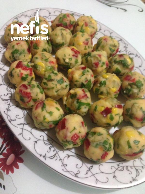 Harika Patates Topları