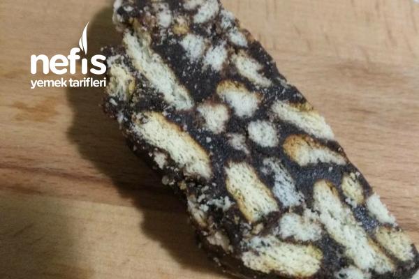 Mozaik Pasta (Yumurtasız) Tarifi