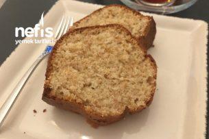 Tam Buğdaylı Limonlu Kek Tarifi
