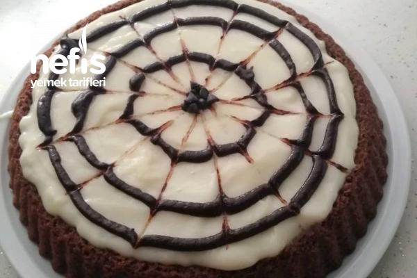 Tart Kalıbında Muzlu Pasta Tarifi