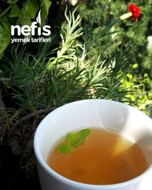 Yeşil Çay (Sevmeyenler Bile Bayılacak)