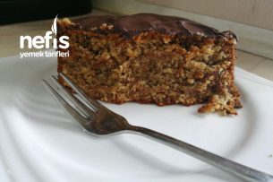 3 Malzeme İle Nefis Fındıklı Pasta Tarifi