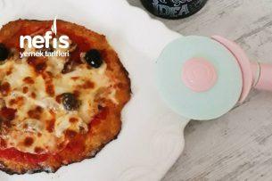 Balık Pizza Tarifi