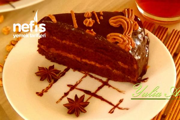 Çikolatalı Prag Pastası Tarifi