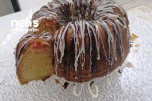 Greyfurt Parçacıklı Muz Aromalı Kek Tarifi