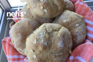 Kahvaltıya Minik Ekmekler Tarifi
