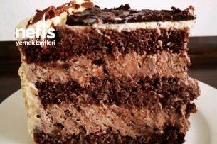 Kremasına Hayran Kalacağınız Oreolu Pasta Tarifi