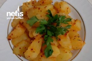 Leziz Patatesler Tarifi