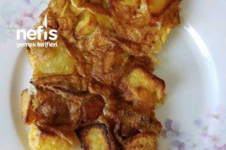 Patates Yumurtalı Tarifi