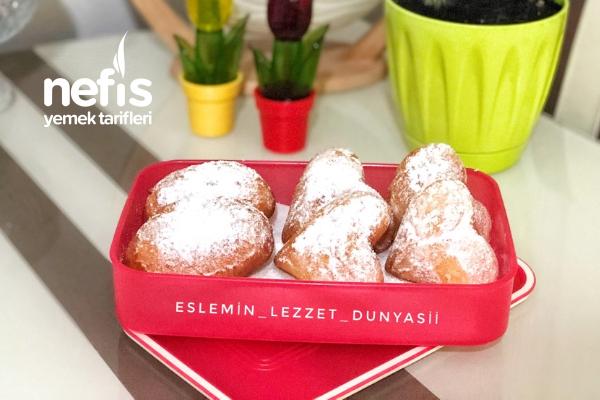 Berliner (İçi Dolu Donut) Tarifi