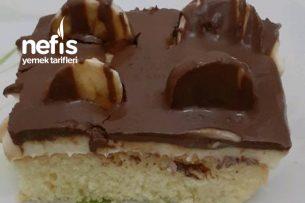 Borcamda Muzlu Pasta Tarifi