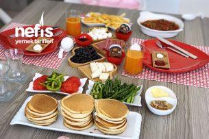 Bugünün Kahvaltısı Tarifi