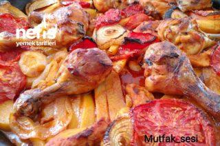 Fırında Baget Patates Tarifi