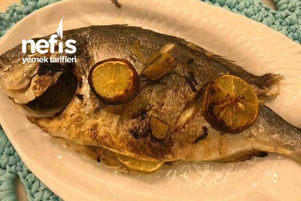 Fırında Soslu Balık (Çipura) Tarifi