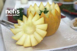 Meyveli Gazpaço Tarifi