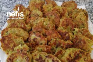Mücver (Kabak Patates) Tarifi