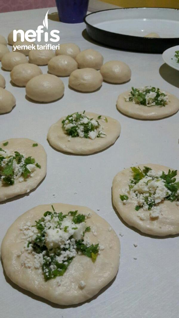 Peynirli Puf Poğaça
