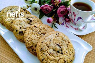 Subway Cookie (Çikolatalı Kurabiye) Tarifi