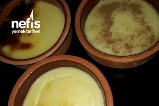 Süt Helvası Tarifi