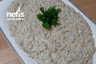 Tahinli Patlıcan Mezesi ( Mütebbel) Tarifi
