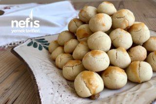 Tuzlu Minik Kurabiye (Ağızda Dağılan) Tarifi