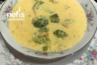 Brokoli Cheddar Çorbası (Panera Bread'in Ünlü Çorbası) Tarifi