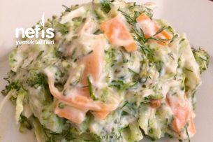 Brokoli Salatası Mezesi Tarifi