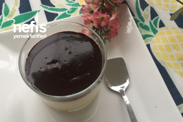 Çikolatalı Muhallebi Tarifi