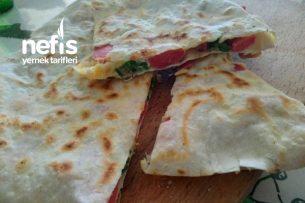 Kolay Kapalı Pizza Tarifi