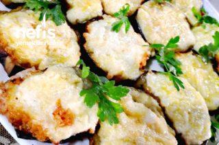 Puf Patlıcan Kızartması Tarifi