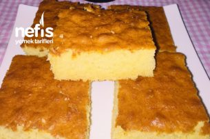 Karbonatlı Kek Tarifi