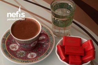 Nutellalı Türk Kahvesi Tarifi