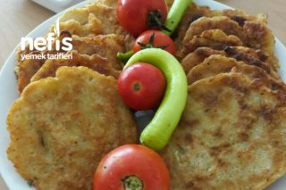 Patates Mücver Tarifi