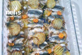Sebzeli Fırında Balık Tarifi