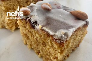 Frangipanne (Badem Unlu Pasta) Tarifi